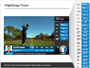 FlightScope-Tracer-Parameters